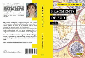 La couverture de Fragments de Sud